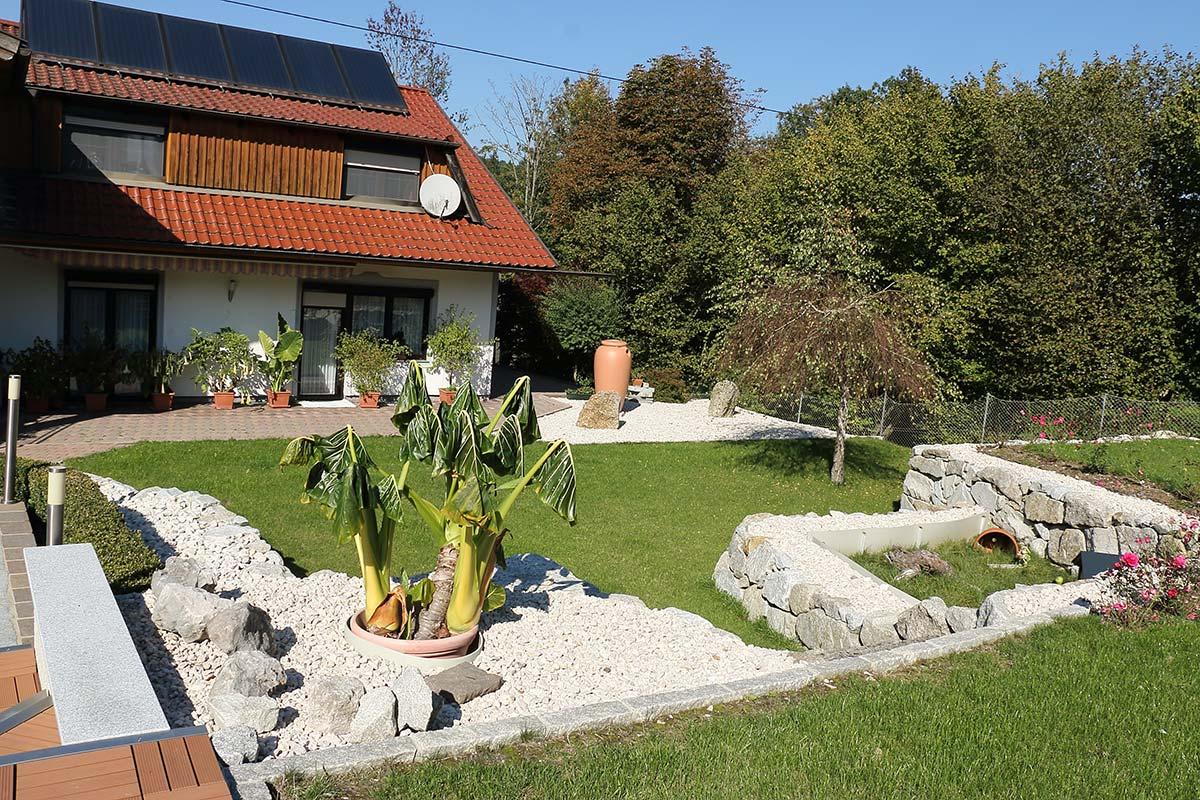 Gartengestaltung Und Landschaftsbau, Grossalber