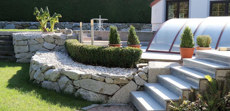 Grossalber Gartengestaltung Landschaftsbau